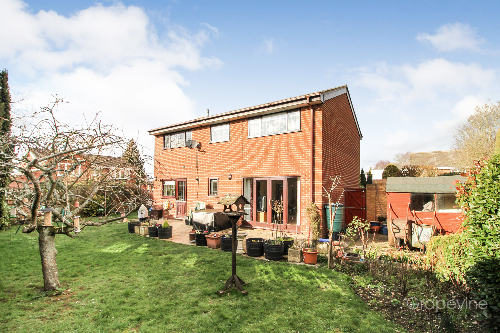 B Farrand, Broadwater Road, Twyford